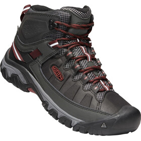 Keen Targhee EXP WP Shoes Men grey/black